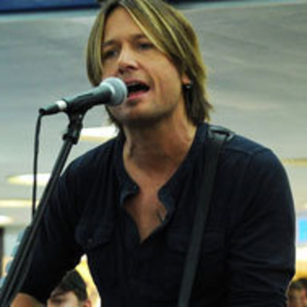 Keith Urban: Überraschungs-Konzert in U-Bahn-Station
