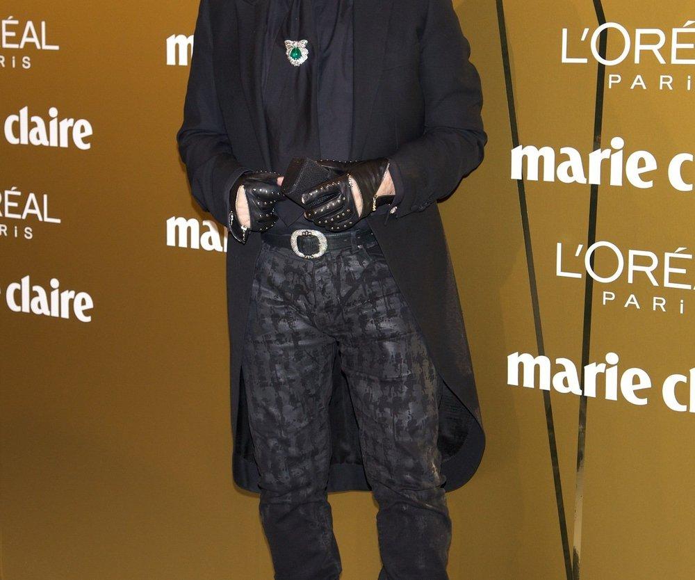 Karl Lagerfeld ist an Weihnachten lieber allein
