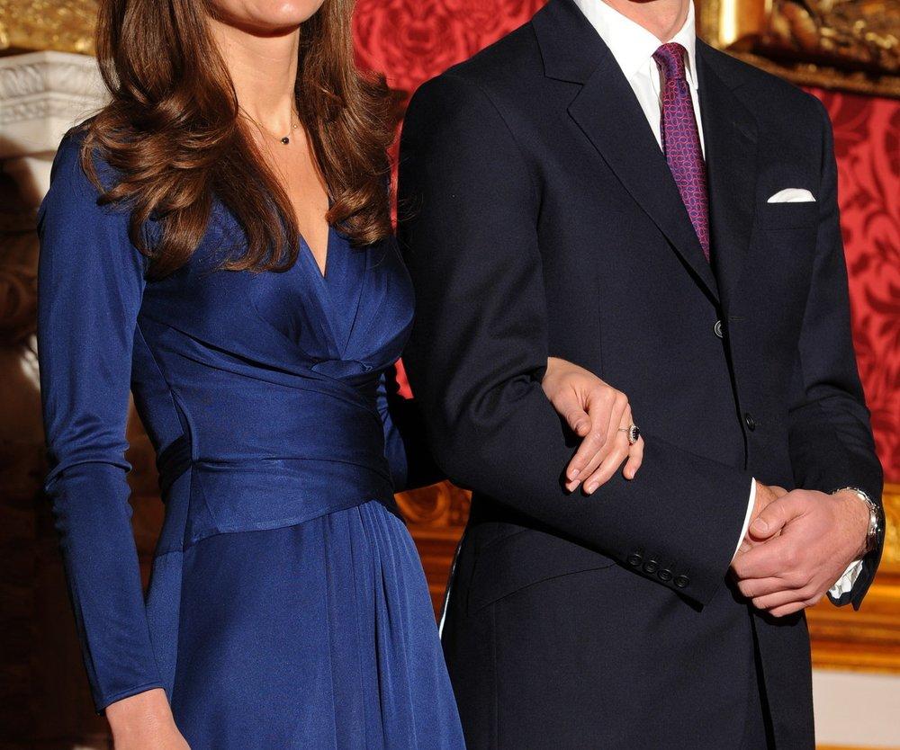 Kate Middleton und Prinz William: Bekommen sie einen Lancelot oder eine Grissel?