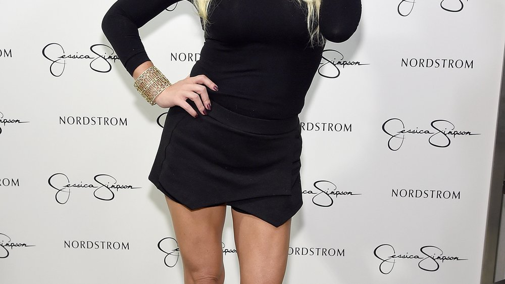 Jessica Simpson fühlt sich endlich sexy