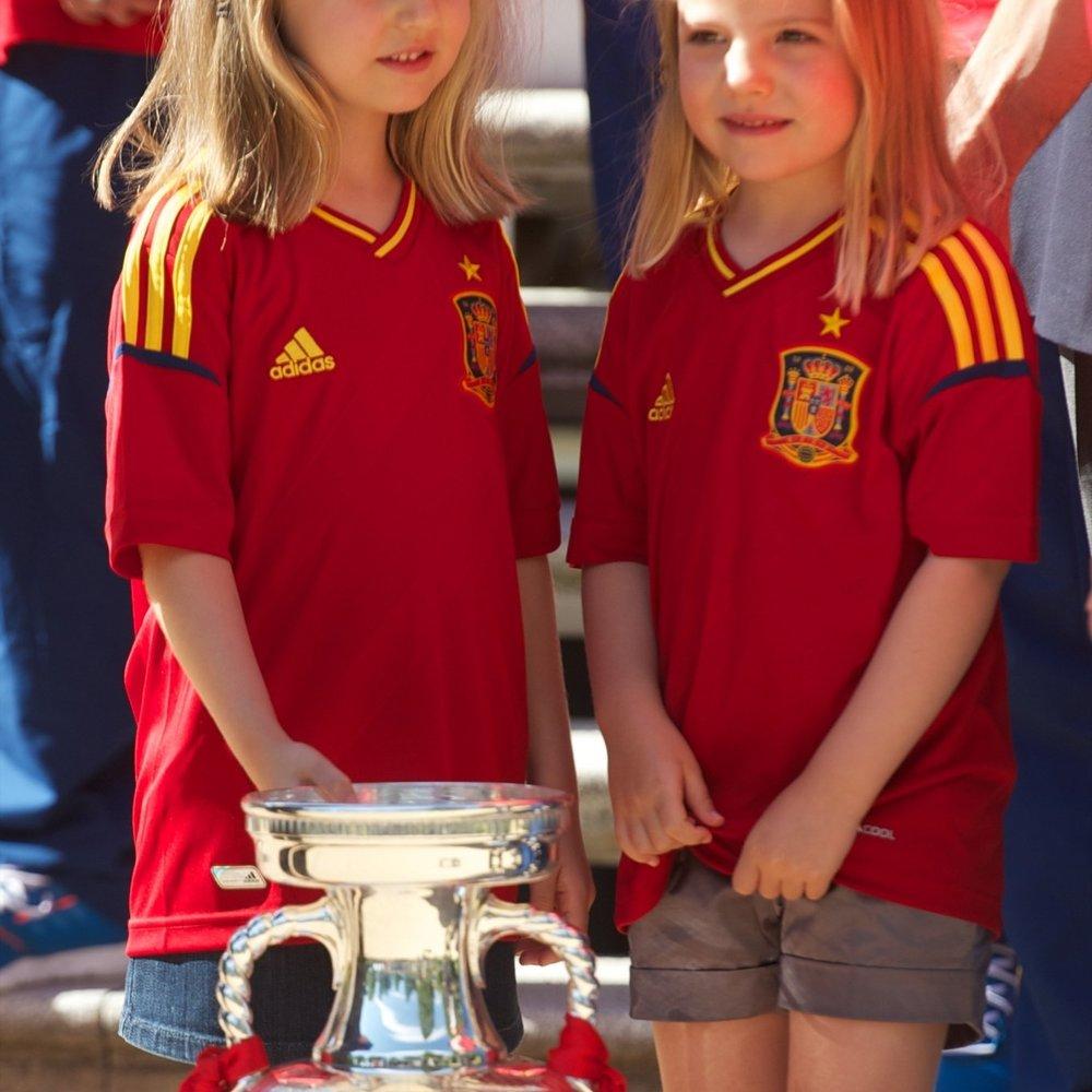 Letizia von Spanien: Töchter freuen sich