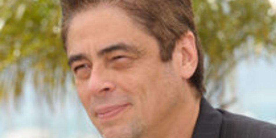 Benicio del Toro wirbt für Campari