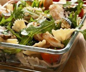 Farfalle Rucola Salat