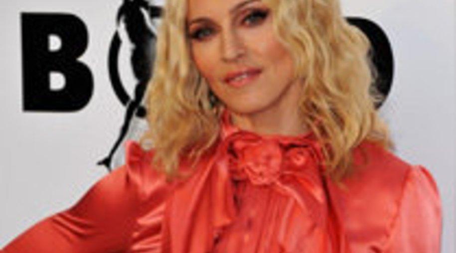 Madonna setzt Jesus vor die Tür