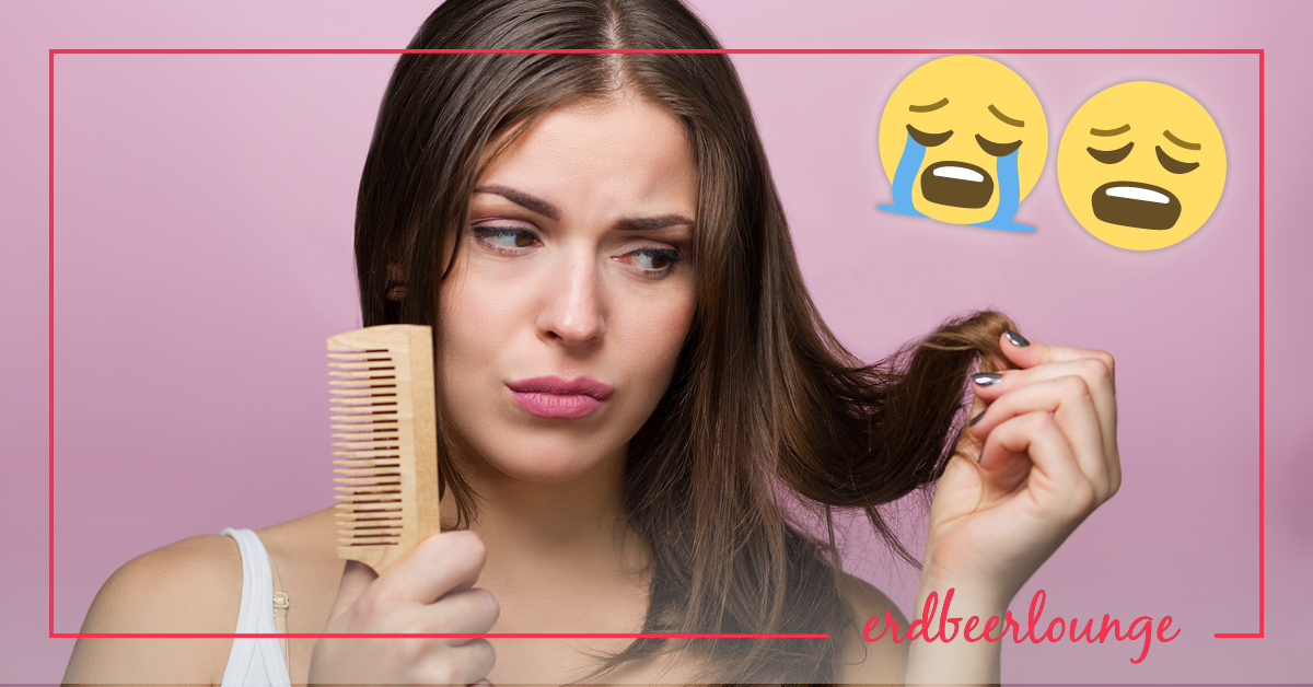 Haare wachsen lassen trotz spliss
