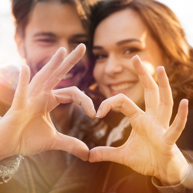 Glückliche Paare würden DAS niemals tun