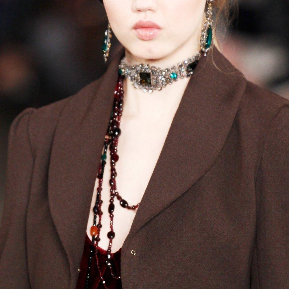 New York Fashion Week 2013: Ralph Lauren mit russischer Opulenz