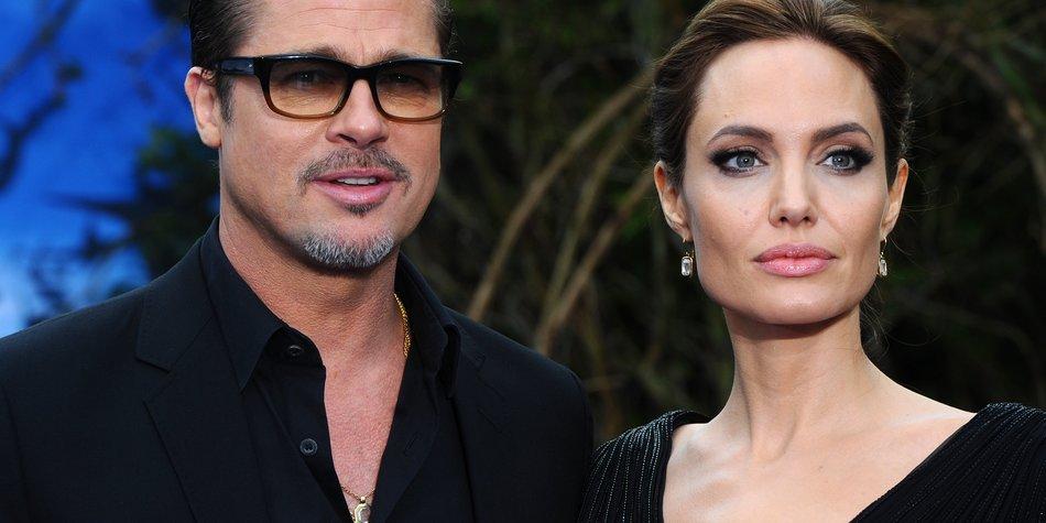 Angelina Jolie: Wird ihre Hochzeit zum Kinderfest?