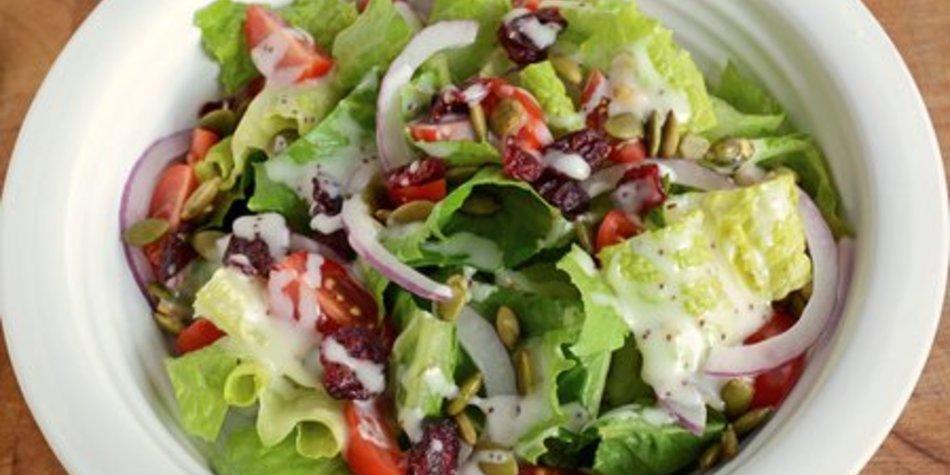 Salatdressing für Kopfsalat