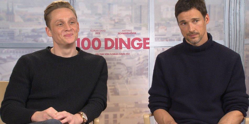 100 Dinge Interview