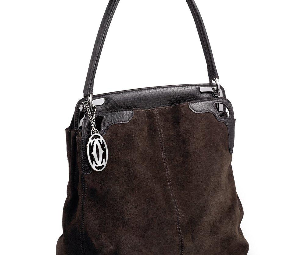Taschen-Star: Die Hobo Bag von Cartier