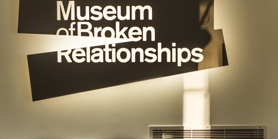Museum of Broken Realtionships
