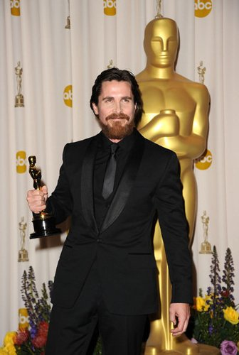 Christian Bale gewinnt Oscar 2011