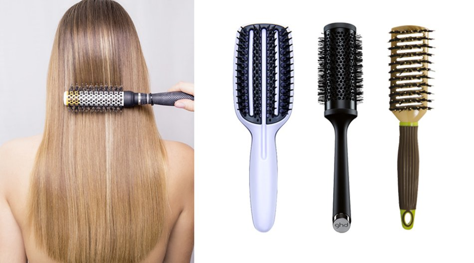 Tangle Teezer, ghd, Macadamia