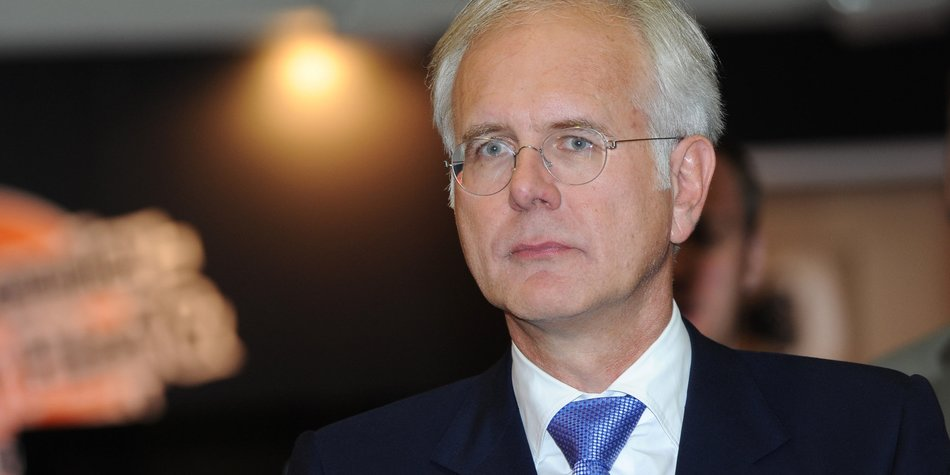 Harald Schmidt will in Rente gehen