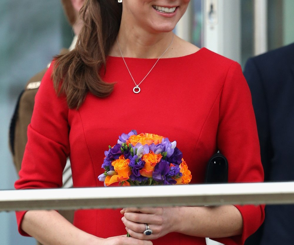 Kate Middleton hat Mutterpflichten