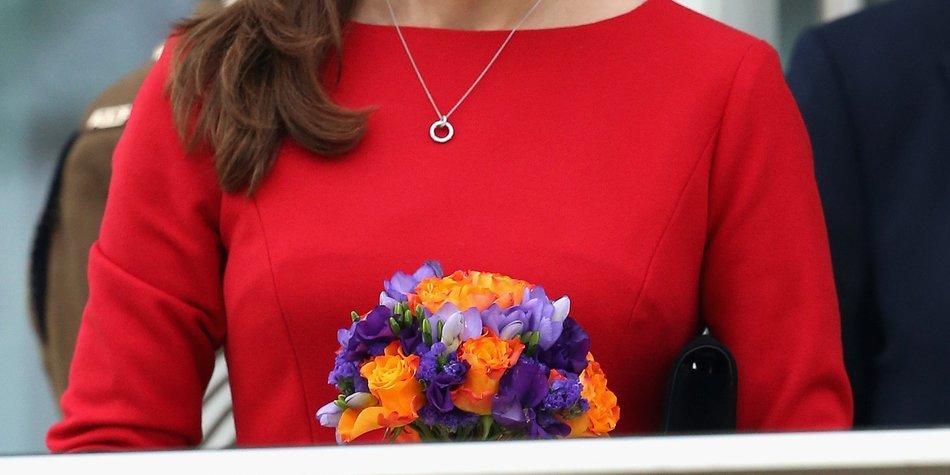 Kate Middleton hat Mutterpflichten