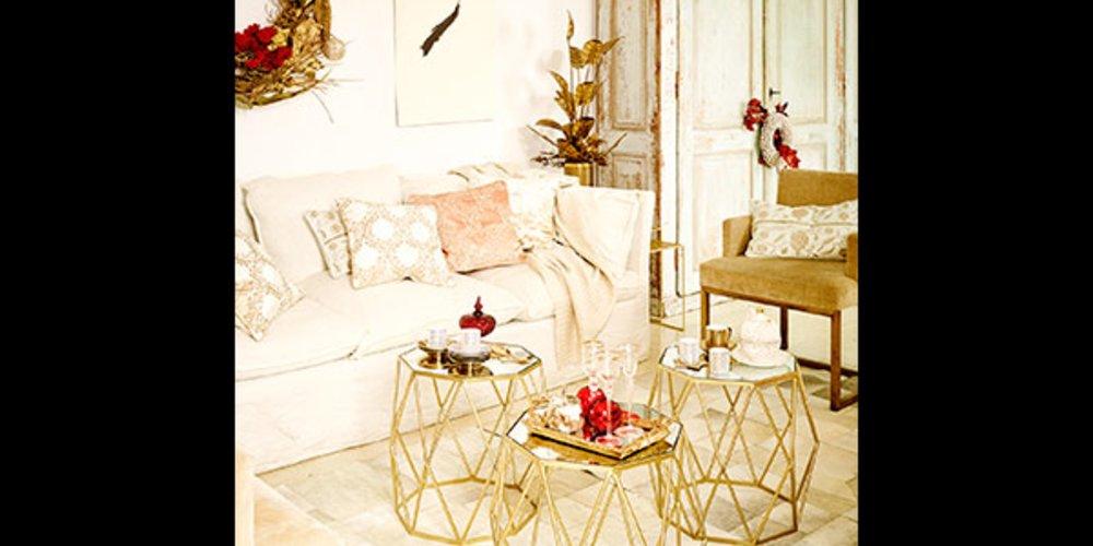 Goldene Accessoires: Gold Für Ihr Zuhause