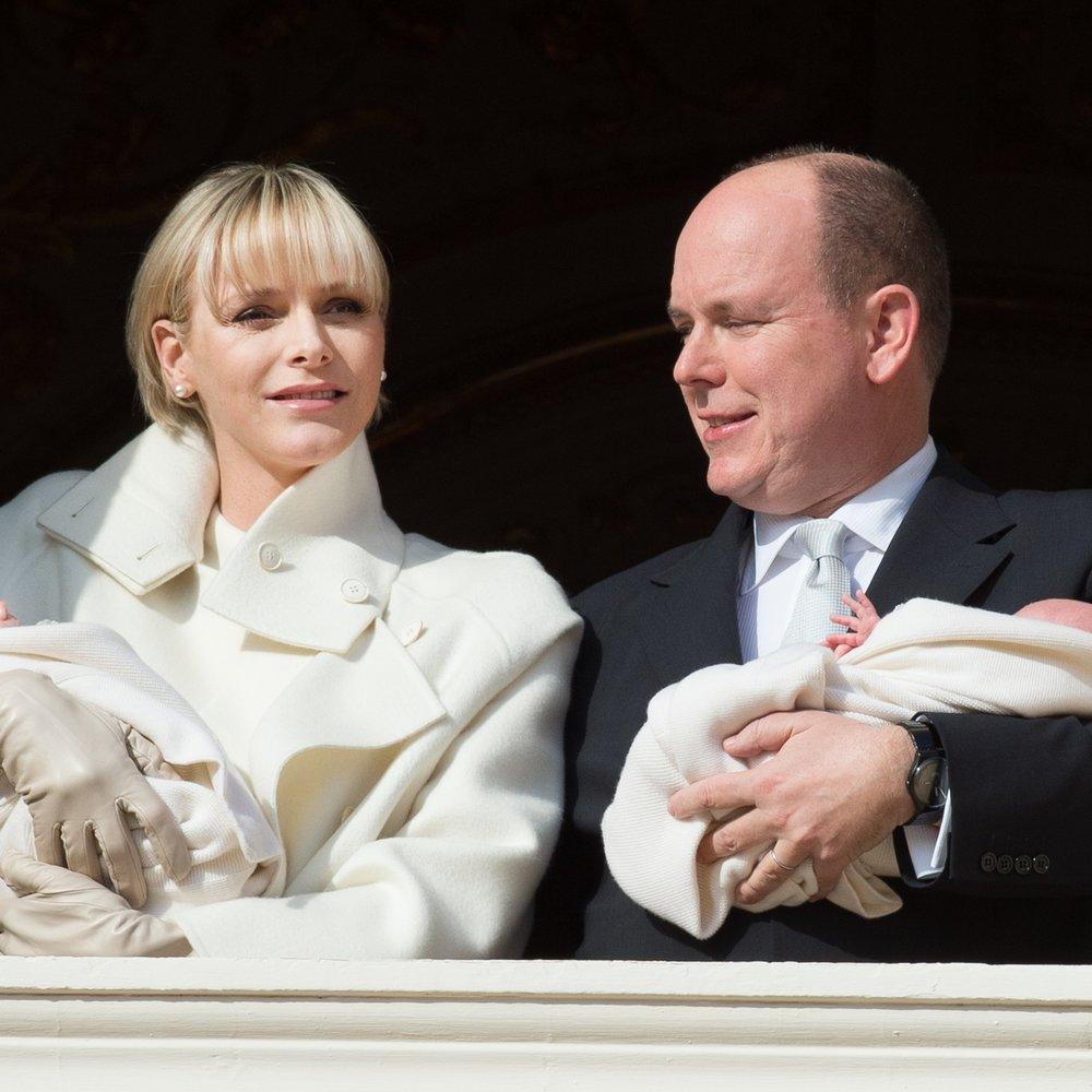 Charlène von Monaco: So feiert sie die Taufe ihrer Zwillinge