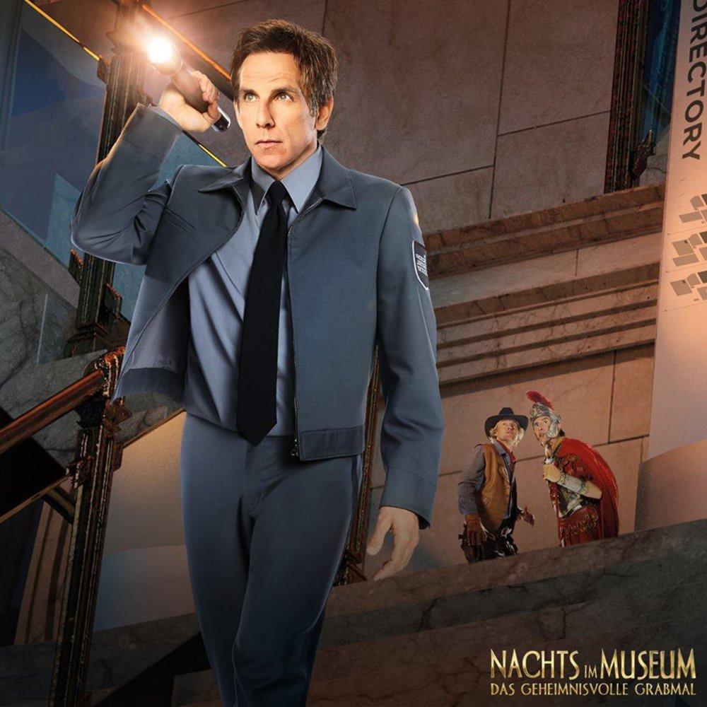 Nachts im Museum 3: Museen sind nicht langweilig