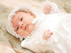 Taufkleider für Babys