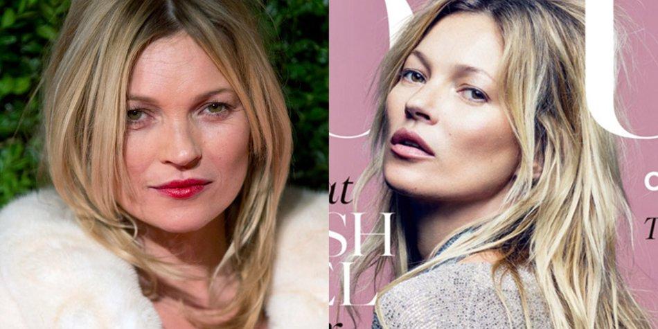 Photoshop Kate Moss