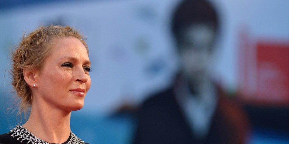 Uma Thurman: Verliert sie ihre Tochter?