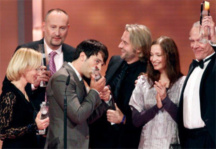 Sturm der Liebe Ensemble beim Fernsehpreis