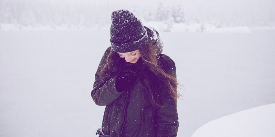 6 Fashion-Hacks, mit denen du im Winter nicht frierst!