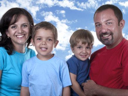 Familie im Jahr 2011