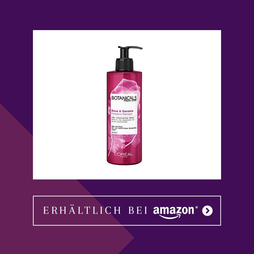 shampoo ohne silikone - botanicals
